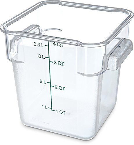 Carlisle 1072107 StorPlus Polycarbonate Container