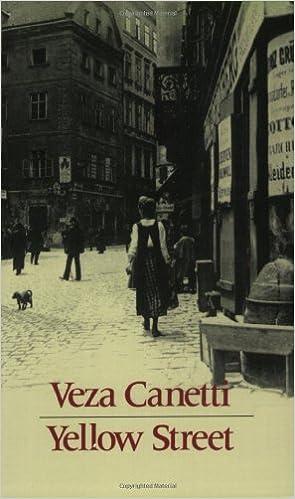 Yellow Street: A Novel in Five Scenes
