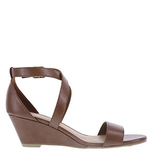 Mid Wedge Fioni Cognac Sandal Princess Women's rRE8nEU