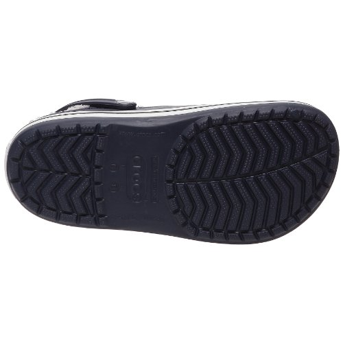 Unisex Crocs Mammoth Crocband Bleu Clog Haferflocken Marine 0BzExBwq