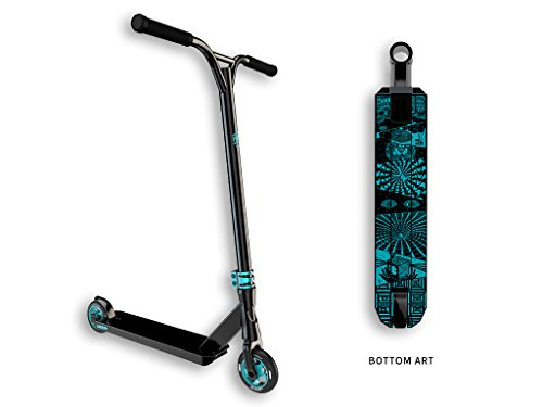 Lucky PROSPECT Complete Pro Stunt Scooter, 2017 Black