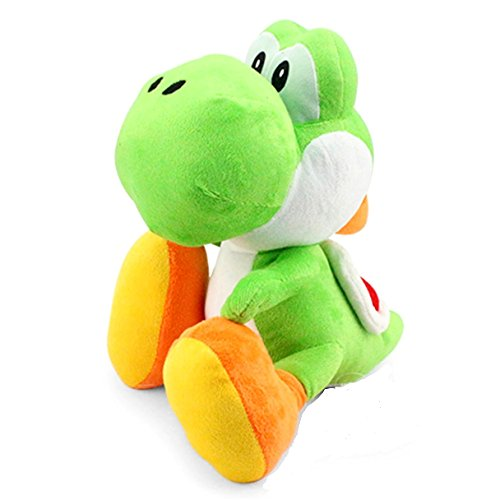 30cm Super Mation Yoshi Stuffed Plush Doll Toys Green