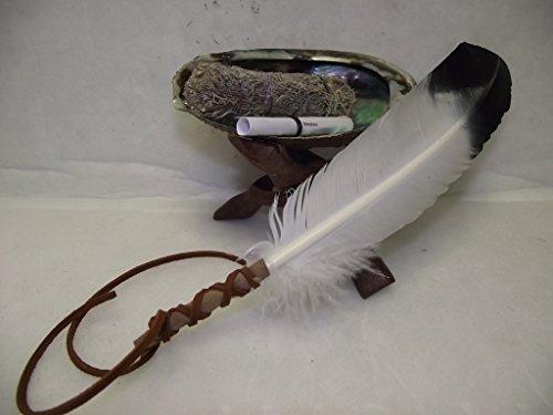 eagle feather fan - 9