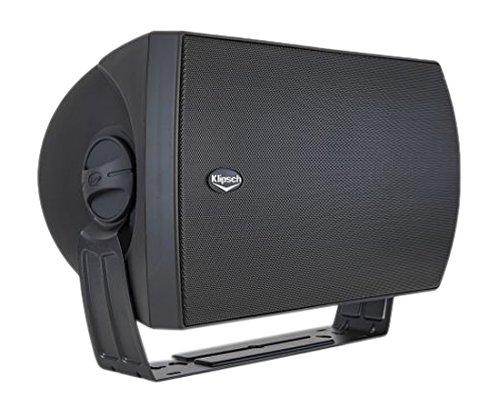 CA-650T 85 W RMS Outdoor Speaker - 2-way - Black