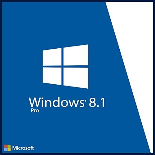 Microsoft Windows 8.1 Professional, OEM Key