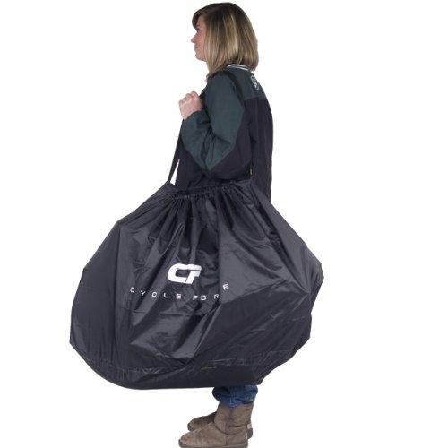 Cycle Force Folding Bike Bag, Black