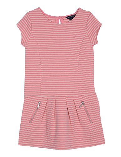 Light Tone Pink Ottoman Dress Two Girls' Nautica zqwH1x