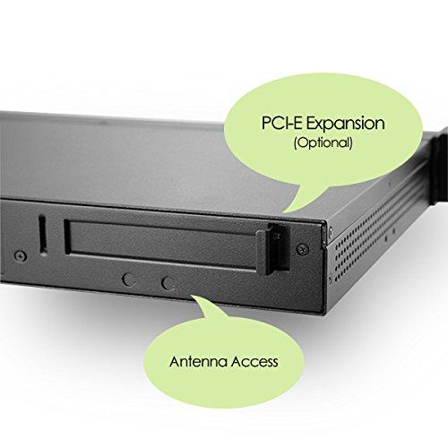 MITXPC M1U05 Mini 1U Rackmount Case with Front I/O Access, 250W 80+ Power Supply by MITXPC (Image #2)