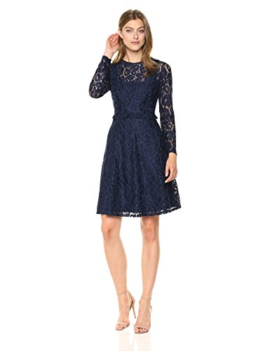 Inspired Lace Women's Dress Meadow Navy Victorian Wild qBpzSa