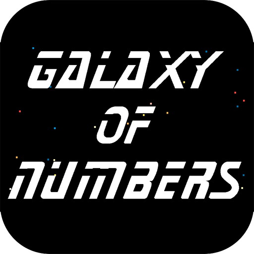 Galaxy of Numbers - Number Meteor