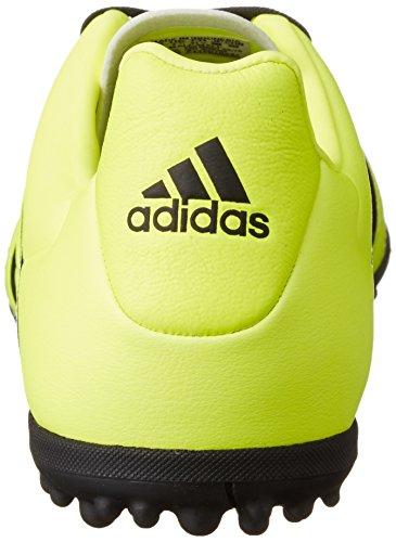 adidas Ace 16.3 Tf Leather, Botas de Fútbol para Hombre Amarillo (Amasol / Negbas / Plamet)