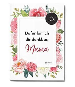 Geschenk Für Die Beste Mama Buch Zum Selbst Ausfüllen Gestalten