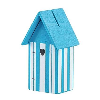 CK Soporte para tarjetas e invitaciones, diseño de caseta de playa, color