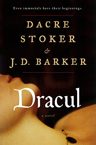 Book cover from Dracul by Dacre Stoker