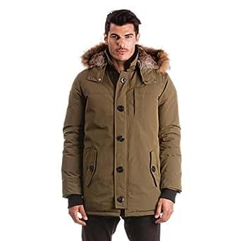 Amazon.com: Arctic North Men's Yellowknife Winter Jacket