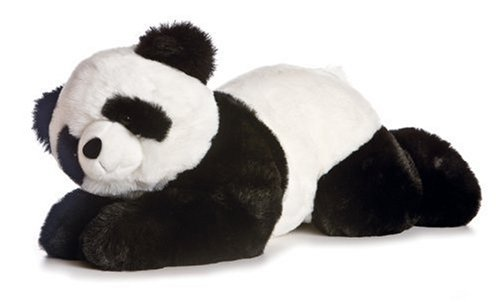 Amazon Com Aurora World Super Flopsie Xie Xie Plush Panda Bear 26