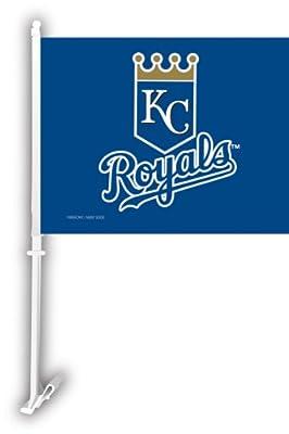 MLB Kansas City Royals Car Flag