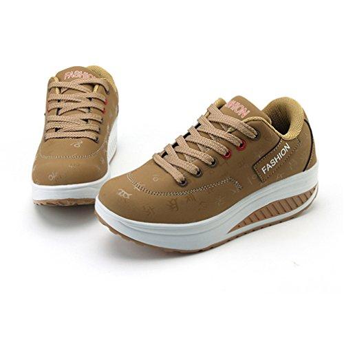 LFEU LFEU LFEU Kaki Kaki Sneaker LFEU Donna Donna Donna Sneaker Kaki Sneaker qap1CUwfx