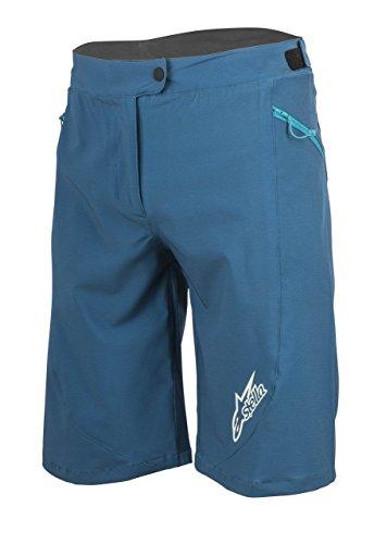 - Alpinestars Stella Pathfinder Shorts, Blue Aqua, 26