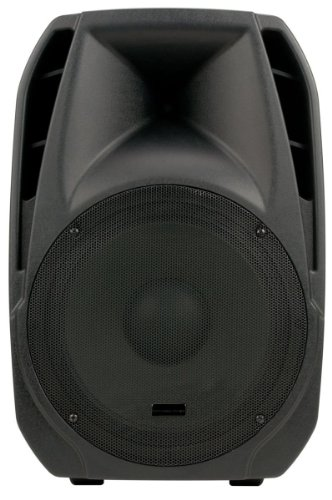 American Audio ELS-15BT | Multi-Functional 2-Way Active Bi-Amplified Speaker ELS481 Bluetooth Built-In MP3 Player (Bi Way Pa Amplified Speaker)