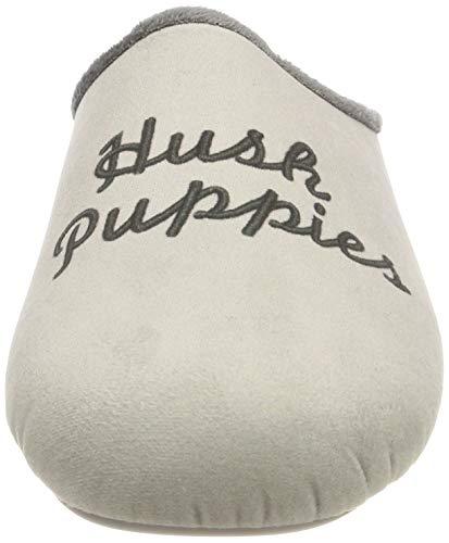 Chaussons Hush Homme Talon À gris 12 Gris Puppies Summer Ouvert EUxYwrEq