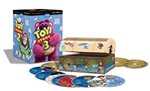 Toy Story Ultimate Toy Box Collection (Blu-ray/DVD Combo + Digital Copy)