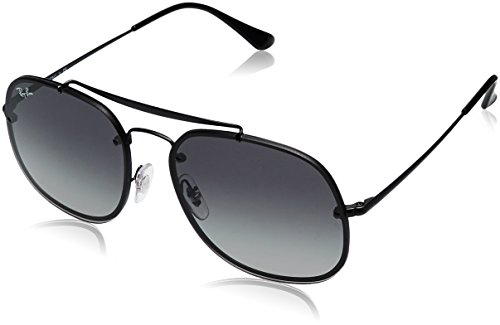 Lunettes de Soleil Ray-Ban BLAZE THE GENERAL RB 3583N BLACK/GREY SHADED unisexe