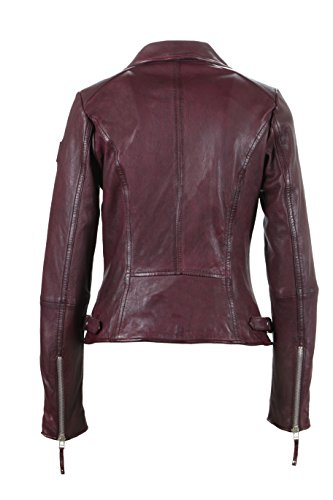 amarone 4081 Freaky Donna Biker Rosso Giacca Princess Nation YYZCqw7