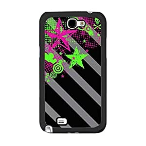 New Fashion Stripes Hybrid Bright Colors Stars For Case Iphone 5/5S Cover KIwf8d5Qw8i Cute Bright Skull Print cell phone Cover