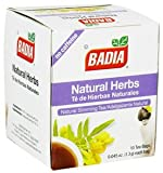 Badia Tea, Natural Herb, 10 bag (pack of 20 ) ( Value Bulk Multi-pack) Review