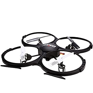 UDI U818A 2.4GHz 4 CH 6 Axis Gyro RC Quadcopter with Camera RTF Mode 2 (B00D3IN11Q) | Amazon Products