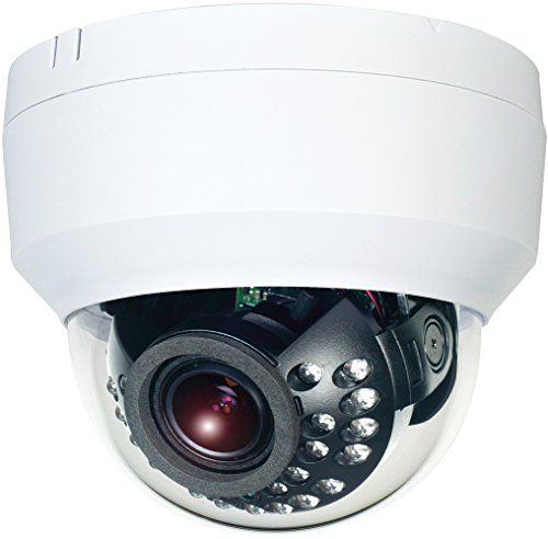 HDView Starlight WDR HD 5MP Megapixel H.265 IP Network Camer
