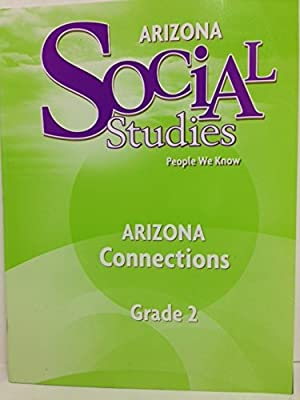 Harcourt Social Studies Connections Student Edition Grade 2