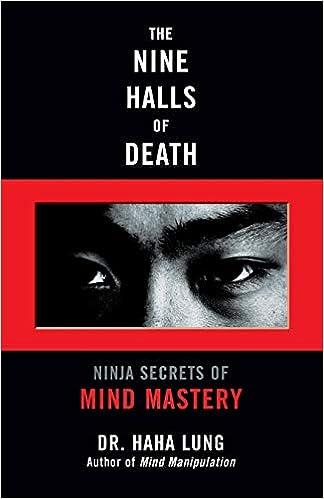 The Nine Halls of Death: Ninja Secrets of Mind Mastery ...