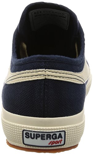 Navy ecru Baskets Basses Superga 903 Adulte cotu Mixte 2750 Panatta aq14x68