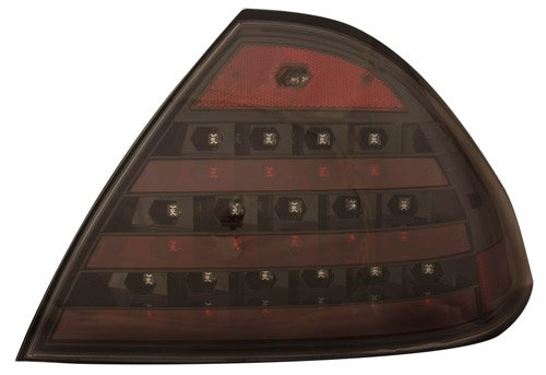 - IPCW LEDT-715CB Bermuda Black LED Tail Lamp - Pair