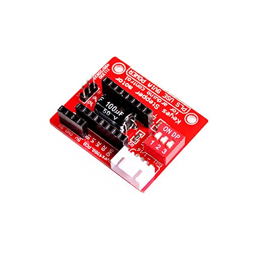 10PCS 3D printer A4988DRV8825 stepper motor drive control panel expansion board by Dong Yu Yuan