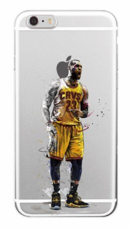 coque lebron james iphone 8