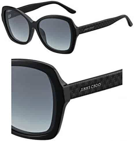 081560291a Sunglasses Jimmy Choo Jody/F/S 0807 Black/9O dark gray gradient lens
