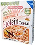 Kay's Naturals Better Balance Protein Cereal, French Vanilla, 9.5 Ounce