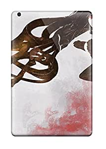 New Arrival Case Cover With UiPWEMV4119ATBcl Design For Galaxy S5- Black Rock Shooter Artwork Huke Bone Sprout