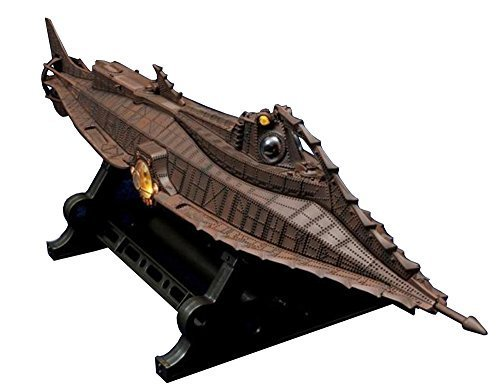 X-Plus Diecast Age Nautilus 20,000 Leagues Under The Sea Action Figure by X-Plus
