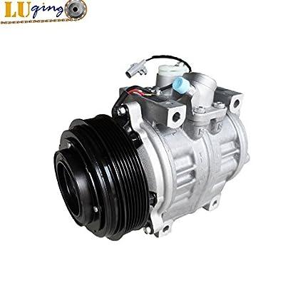 Car Ac Compressor >> Amazon Com 10p30c New Auto Car Ac Compressor 447220 0394