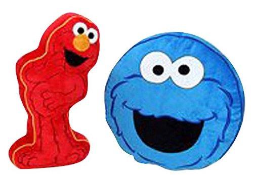 Children's Television Workshop Sesame Place Decorative Pillow 2-pk - Sesame Street Decor