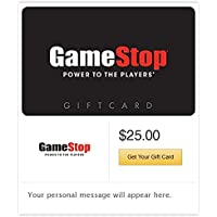Gamestop Gift Cards - E-mail Delivery