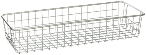 mDesign Storage Basket Kitchen Cabinets