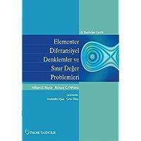 Elementer Diferansiyel Denklemler ve Sınır Değer Problemleri