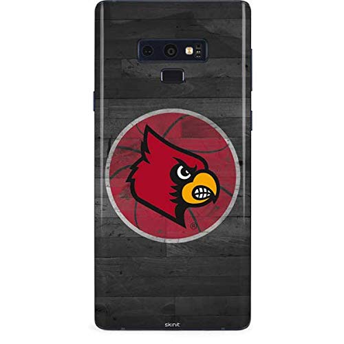 Skinit Louisville Cardinals Basketball Galaxy Note 9 Skin - Officially Licensed College Phone Decal - Ultra Thin, Lightweight Vinyl Decal Protection ()
