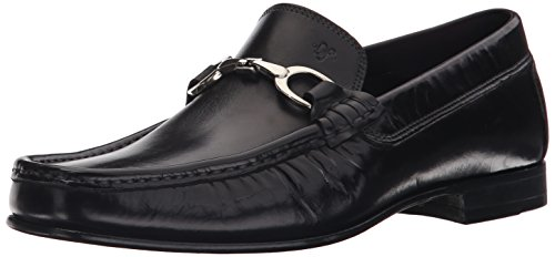 Donald J Pliner Men's Darrin-D9, Black Dipped Calf, 10.5 M US