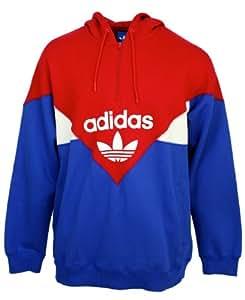 Adidas Colorado Men's 1/2 Zip Hoodie (2XL)